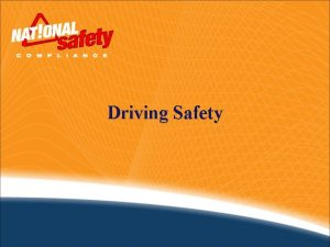 Driving Safety The Importance of Driving Safely Every