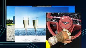 Luxury Luxury Dispensable q INESSENTIAL q SUPPLEMENTAL q