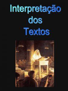 Velho Testamento Historia do monotesmo judaco Livros que
