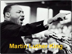 Martin Luther King Michael Luther King Jr naci