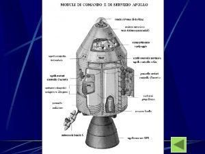 SATURN V Il Saturn V indiscutibilmente una delle