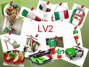 ITALIEN LV 2 Litalien LV 2 cest 2