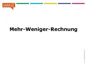 www wirlernenmitmanz at MehrWenigerRechnung Grundstze ordnungsmiger Bilanzierung Bilanzkontinuitt