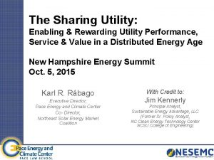 The Sharing Utility Enabling Rewarding Utility Performance Service