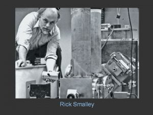 Rick Smalley Magnetic Pulsed Valve Magnetic Pulsed Valve
