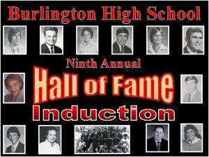 Burlington High School Ninth Annual Burlington High School