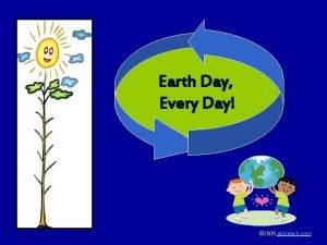 Earth Day Every Day 2009 abcteach com Earth