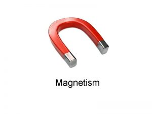 Magnetism Types of Magnets Temporary When charged particles
