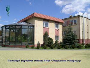 Wojewdzki Inspektorat Ochrony Rolin i Nasiennictwa w Bydgoszczy