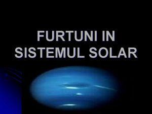 FURTUNI IN SISTEMUL SOLAR VENUS l Venus are