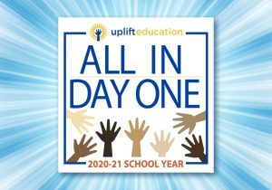 Uplift Infinity Middle School Town Hall What Will