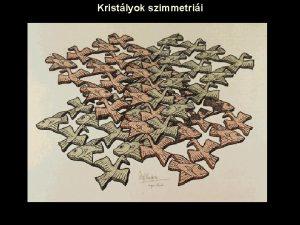 Kristlyok szimmetrii Mexico Naica barlang Szerkezetek RCS Szerkezetek