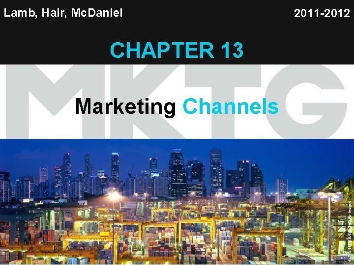 Lamb Hair Mc Daniel 2011 2012 CHAPTER 13