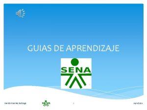 GUIAS DE APRENDIZAJE Hernn Ramrez Buitrago 1 09112020