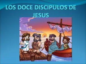 LOS DOCE DISCIPULOS DE JESUS PEDRO PIEDRA OFICIO