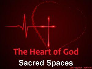 Sacred Spaces Dave Walker 020716 Genesis 1 27