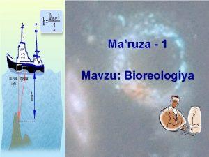 Maruza 1 Mavzu Bioreologiya Reja 1 Suyuqlik va