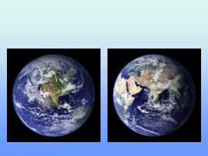 Ein tolles Schauspiel unsere Erde von einem Satelliten