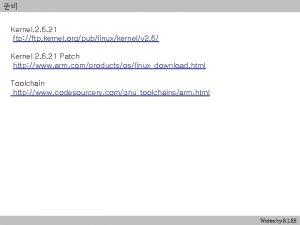Kernel 2 6 21 ftp ftp kernel orgpublinuxkernelv