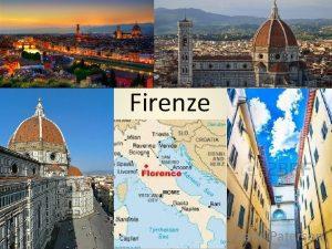 Firenze Katie Paterson Ponte Vecchio The Ponte Vecchio