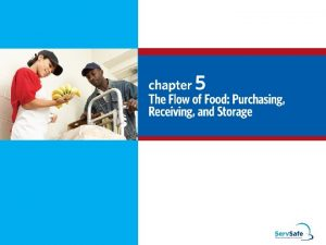 Purchasing and Receiving 5 2 Receiving and Inspecting