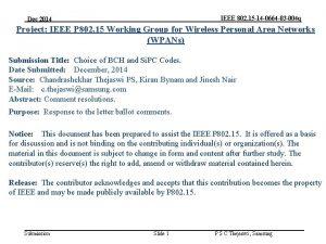 IEEE 802 15 14 0664 03 004 q