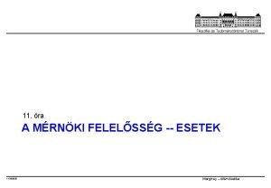 11 ra A MRNKI FELELSSG ESETEK 11102020 Margitay