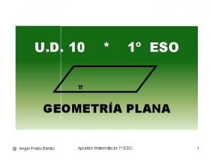 U D 10 1 ESO GEOMETRA PLANA Angel