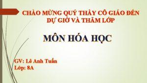 CHO MNG QU THY C GIO N D