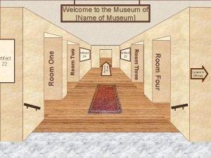 Room Five Room Two Room One Artifact 23