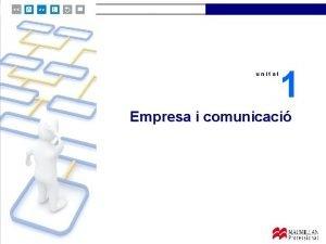 unitat 1 Empresa i comunicaci unitat 1 unitat