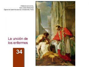 FRENCH SCHOOL San Carlos Borromeo glise de SaintNicolasduChardonnet