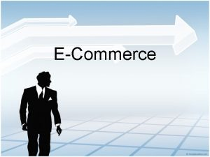 ECommerce Contents Introductions Electronic Business Electronic Commerce Models