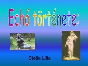 Stella Lilla Ekh segtett Zeusznak hogy Hra figyelmt