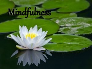 Mindfulness What is mindfulness Mindfulness is the intentional