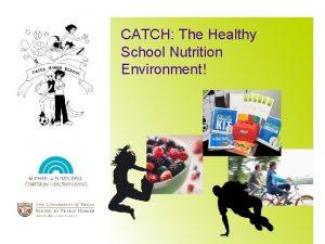 CATCH The Healthy School Nutrition Environment Hamburger Nutrient