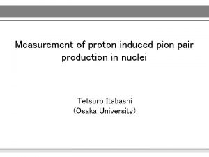 Measurement of proton induced pion pair production in