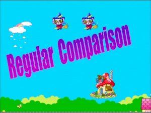 Comparative Degree Superlative Degree Positive Degree small smaller