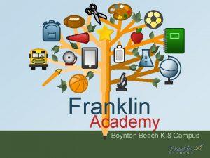 Franklin Academy Boynton Beach K8 Campus Rena Roseff
