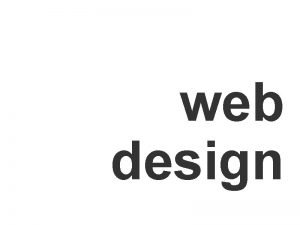 web design print print print The grid system