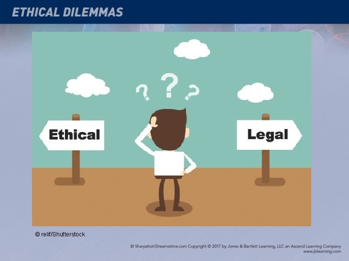relifShutterstock What Is an Ethical Dilemma Dilemma Where
