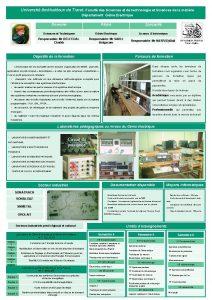 Universit Ibnkhaldoun de Tiaret Facult des Sciences et