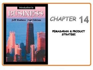 Introduction to Pengertian pemasaran dan konsep pemasaran Pemasaran