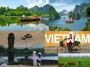Where is Vietnam VIETNAM BEFORE THE WAR Under