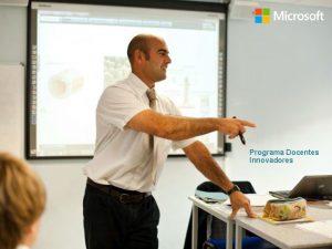 Programa Docentes Innovadores Proyecto Dante Docentes Elsa Carrillo