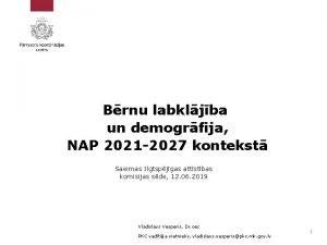 Brnu labkljba un demogrfija NAP 2021 2027 kontekst