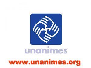 www unanimes org Llamados a ser diferentes 2