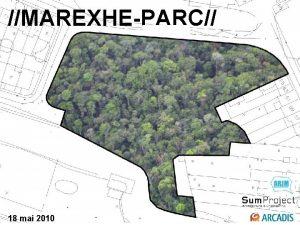 MAREXHEPARC 18 mai 2010 MAREXHEPARC 18 mai 2010