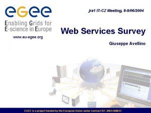 jra 1 ITCZ Meeting 8 9062004 www euegee