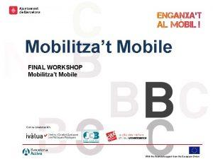 Hola hola Holaholahola Hola hola Mobilitzat Mobile FINAL